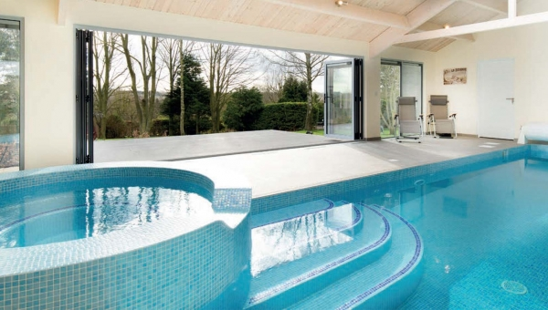 Creating A Pool House With The WOW Factor!